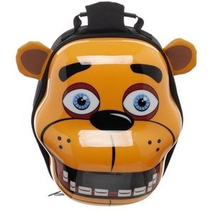 Five Nights At Freddy's Shelled Molded Lunch Box